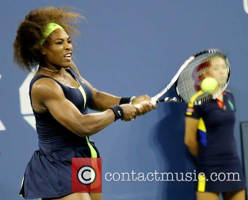 US Open 2012 Women's Match - Serena Williams...