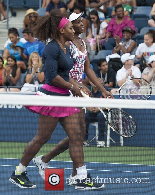 Serena Williams, Billie Jean King, Tennis and Venus Williams 15
