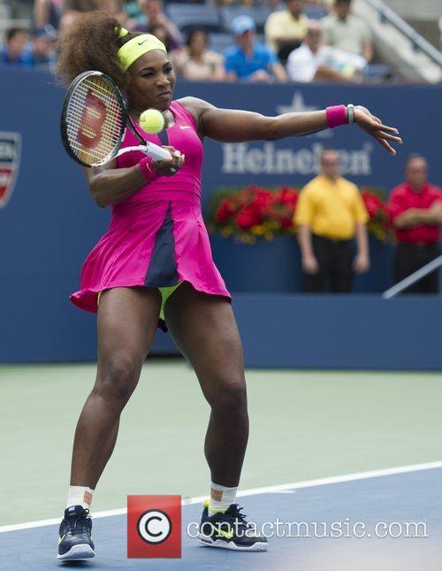 Serena Williams US Open 2012 Women's Match -...