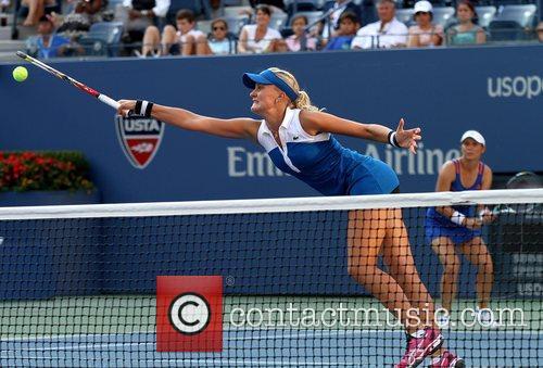 US Open 2012 Women's Doubles Match - Serena...