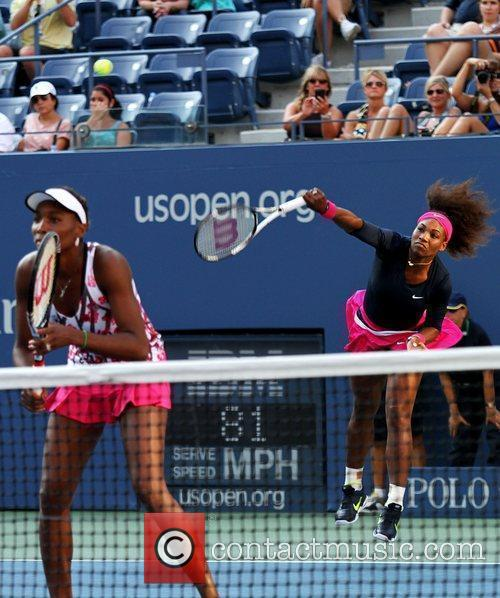 Serena Williams and Venus Williams 2