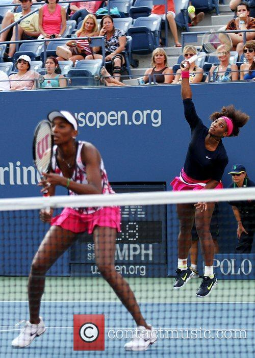 Serena Williams and Venus Williams 3