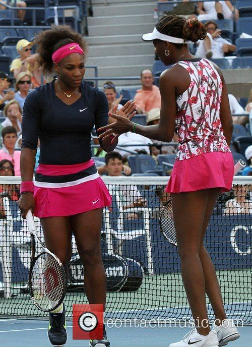 Serena Williams and Venus Williams 4