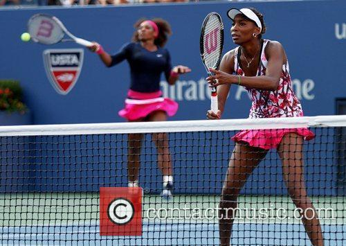 Serena Williams and Venus Williams 5