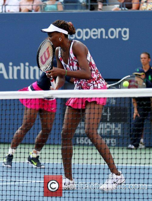 Serena Williams and Venus Williams 6
