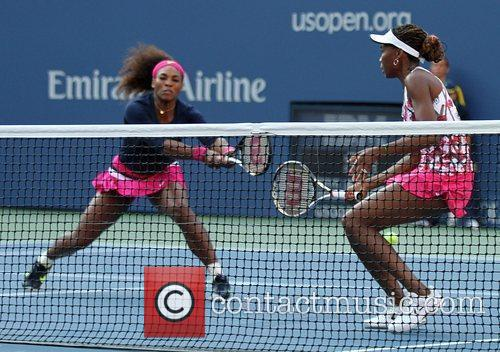 Serena Williams and Venus Williams 7
