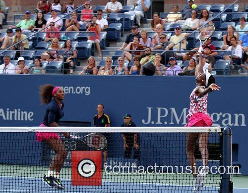 Serena Williams and Venus Williams 8