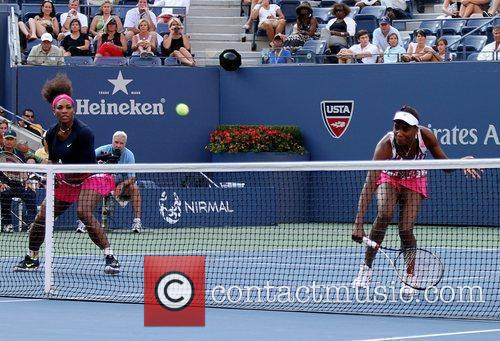 serena williams and venus williams us open 4053897