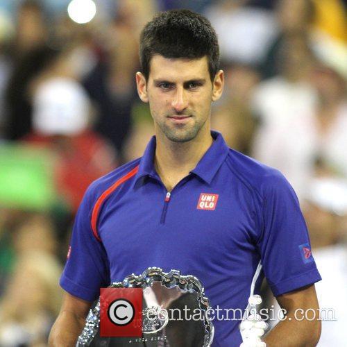 Novak Djokovic (Serbia)  U.S. Open 2012 Men's...