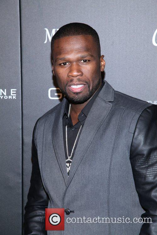 50 Cent and Curtis Jackson 2