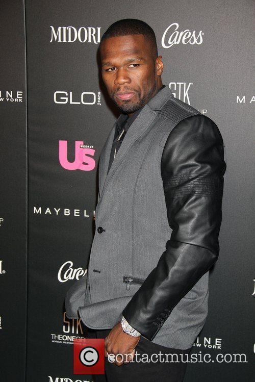 50 Cent and Curtis Jackson 1