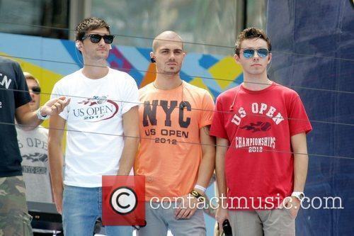 The Wanted Arthur Ashe Kids Day 2012, held...