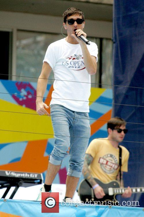 Tom Parker of The Wanted Arthur Ashe Kids...