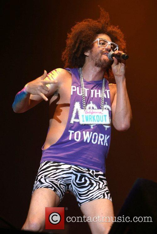 Lmfao and V Festival 1