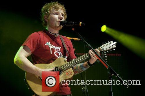 Ed Sheeran and V Festival 13