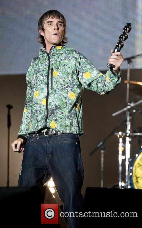 Ian Brown, The Stone Roses and V Festival 9