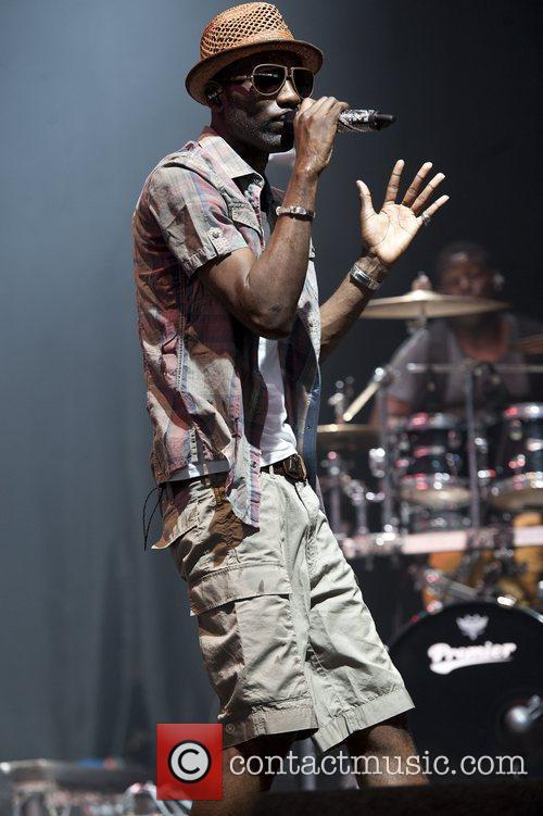 Wretch 32 and V Festival 2