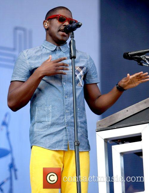 Labrinth and V Festival 1