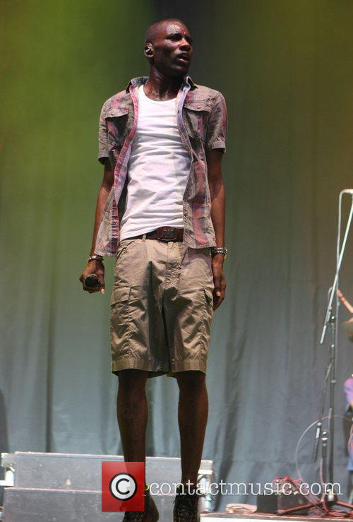 Wretch 32 and V Festival 7