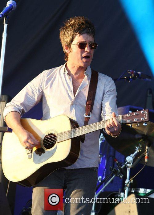 Noel Gallagher and V Festival 4