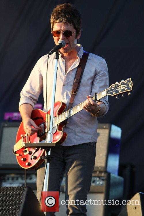 Noel Gallagher and V Festival 5