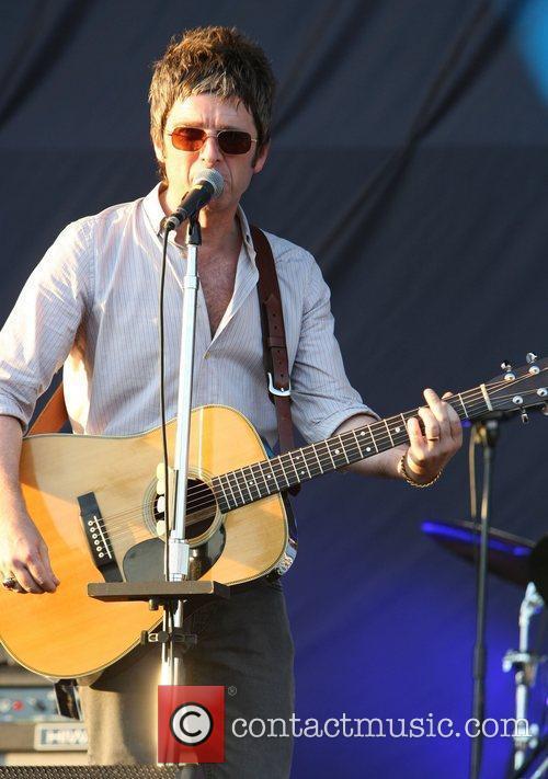 Noel Gallagher and V Festival 6