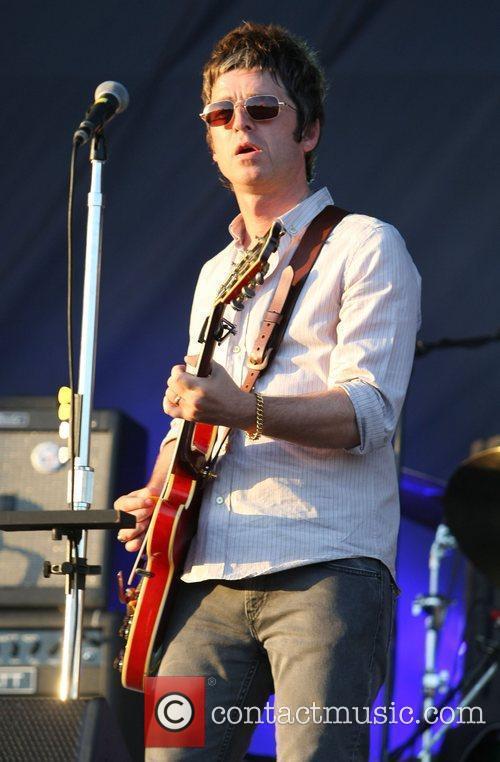 Noel Gallagher and V Festival 8