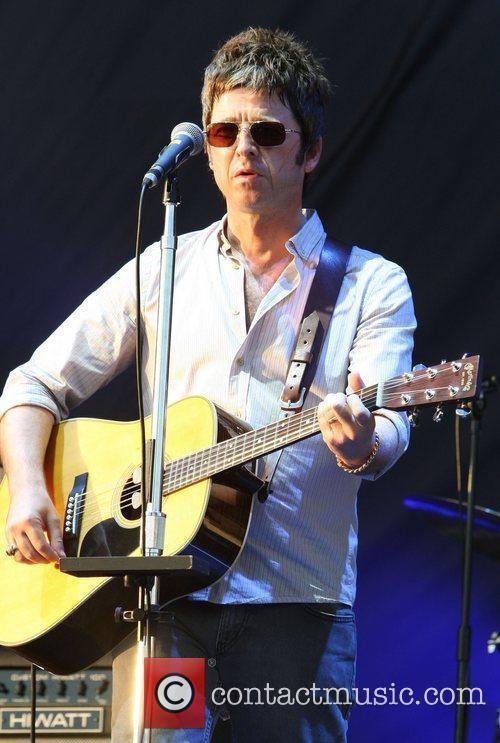 Noel Gallagher and V Festival 10