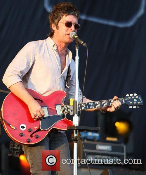 Noel Gallagher and V Festival 11