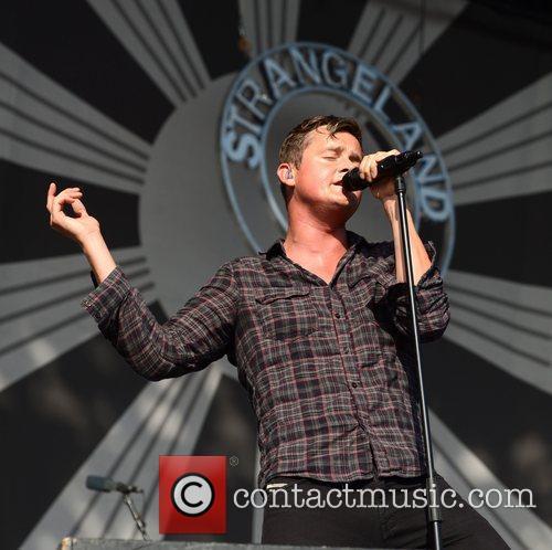 Keane and V Festival 4