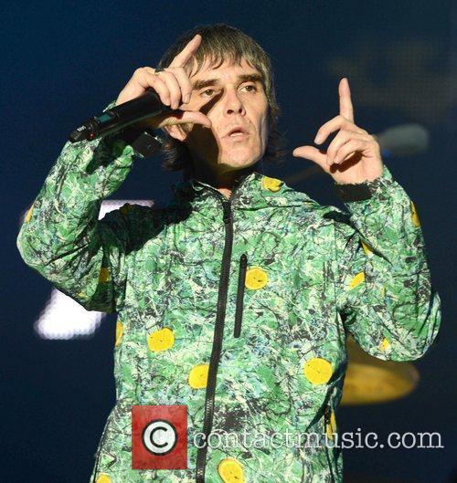 Stone Roses and V Festival 10