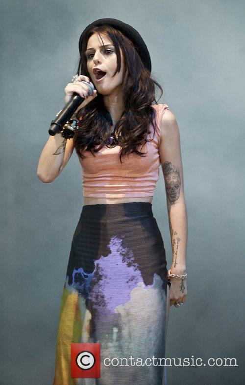 Cher Lloyd and V Festival 5