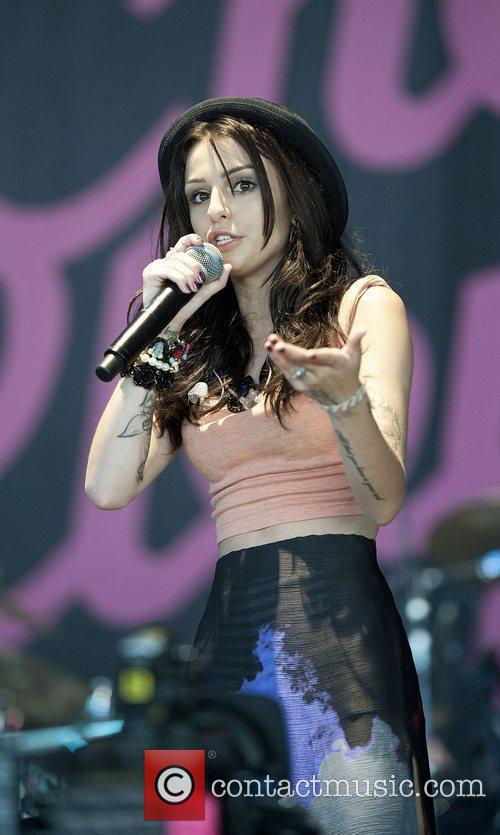 Cher Lloyd and V Festival 7