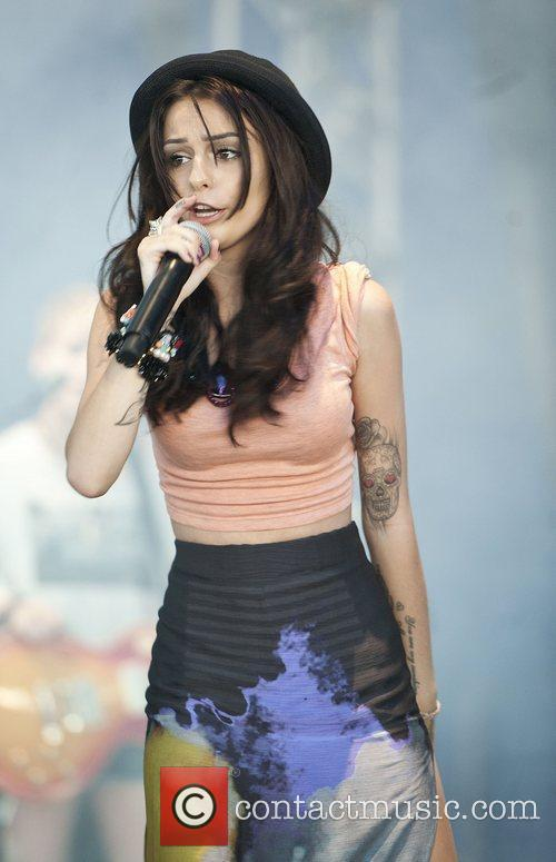 Cher Lloyd and V Festival 9