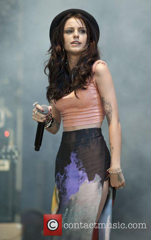 Cher Lloyd and V Festival 10