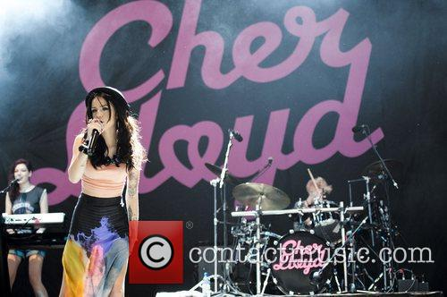Cher Lloyd and V Festival 11