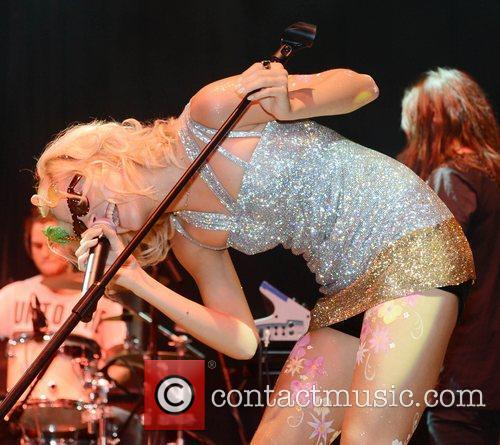 Pixie Lott and V Festival 5