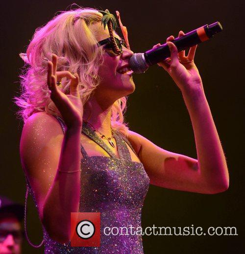 Pixie Lott and V Festival 6