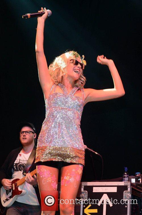 Pixie Lott and V Festival 16