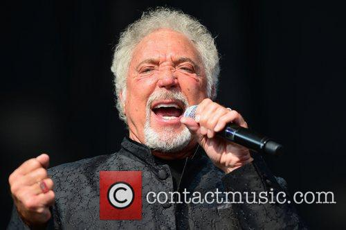 Tom Jones and V Festival 2