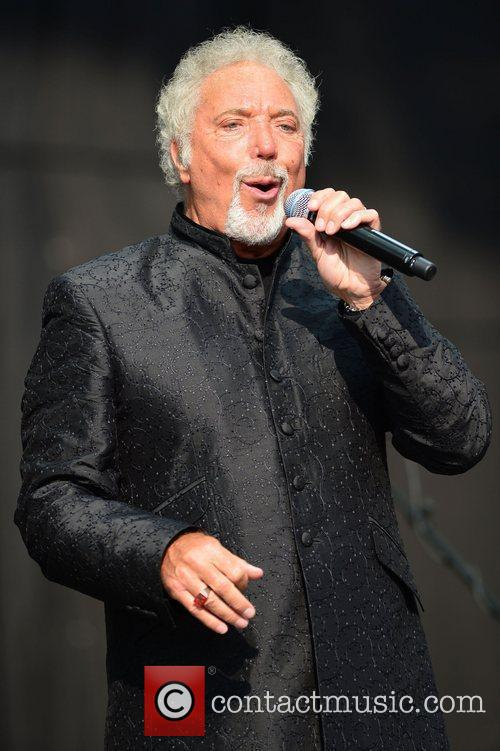 Tom Jones and V Festival 3