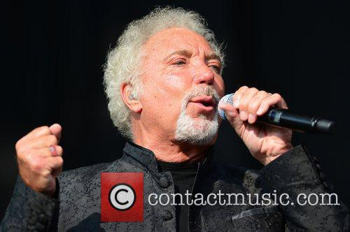 Tom Jones and V Festival 4