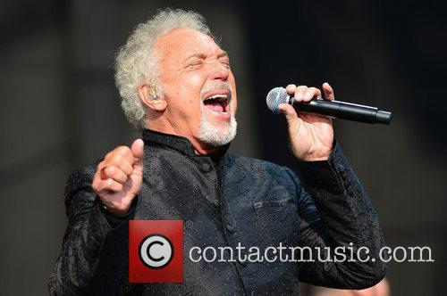 Tom Jones and V Festival 5