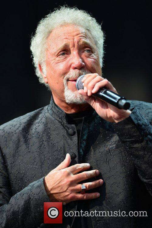 Tom Jones and V Festival 1
