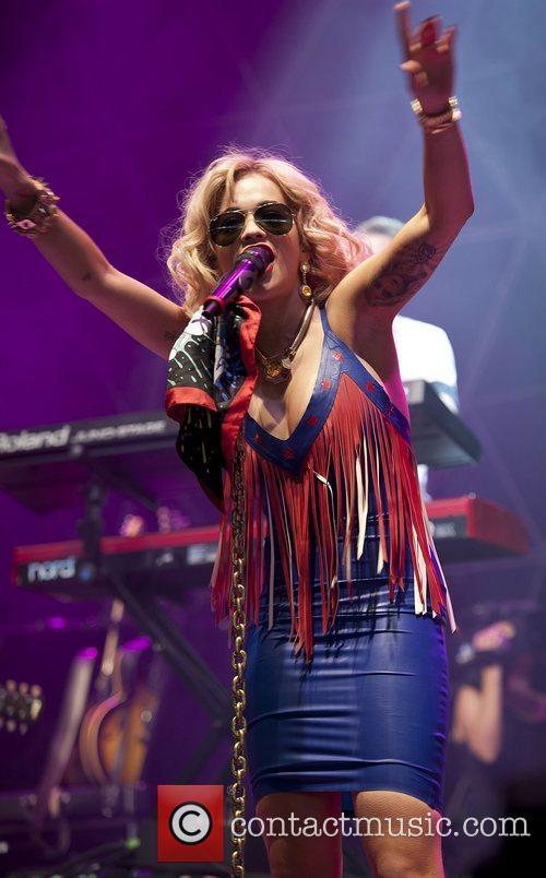 Rita Ora and V Festival 2