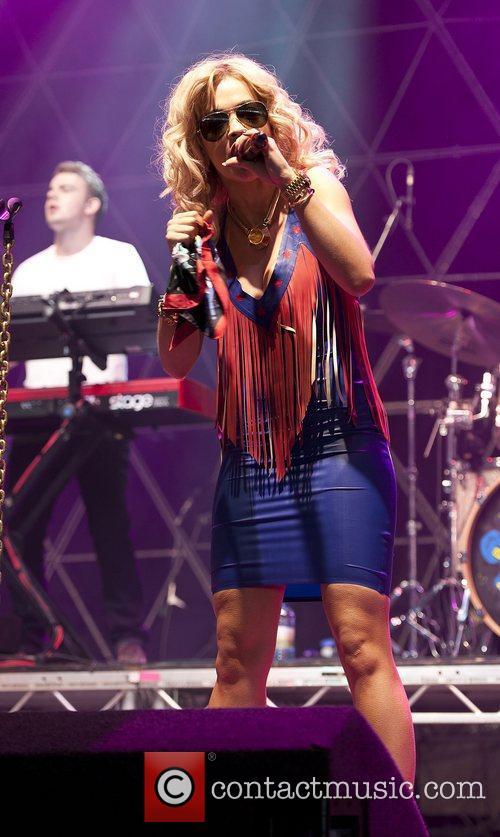 Rita Ora and V Festival 3