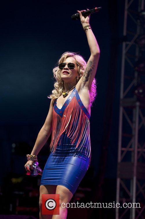 Rita Ora and V Festival 4