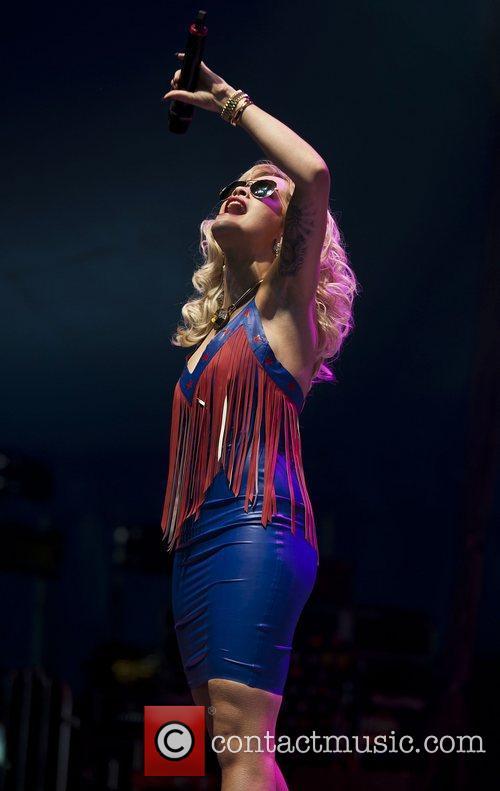 Rita Ora and V Festival 5