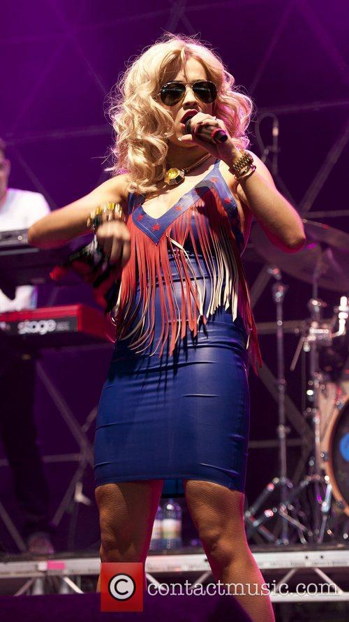 Rita Ora and V Festival 7