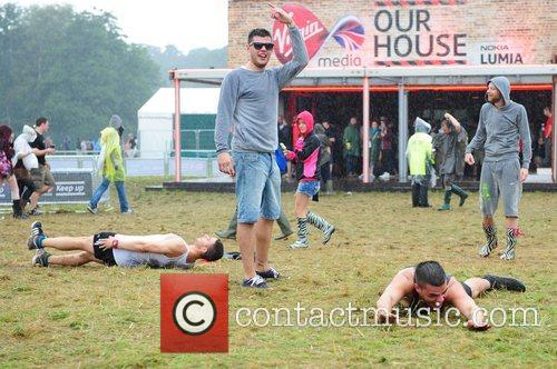 V Festival 2012 held at Weston Park -...